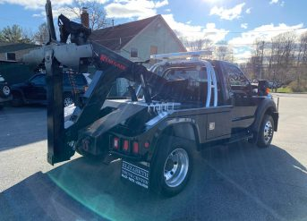 recovery towing